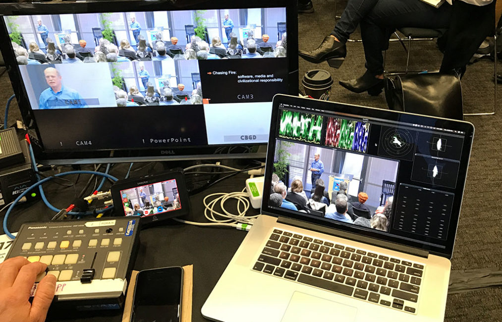 Live Stream Participation Event