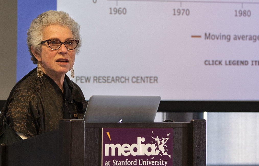 Margaret Levi mediaX Conference